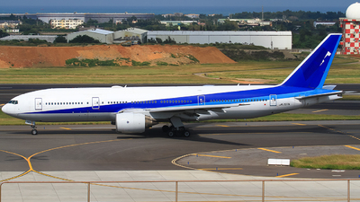 A picture of JA707A - Boeing 777281(ER) - [27037] - © Cheng En Cho