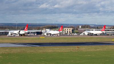 EHBK - Airport - Ramp