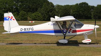 D-MXFG - Ikarus C-42B - Bremer Verein für Luftfahrt (BVL)