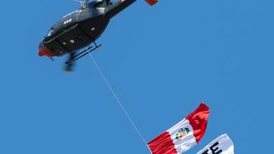 FAP-605 - Bell 212 - Perú - Air Force