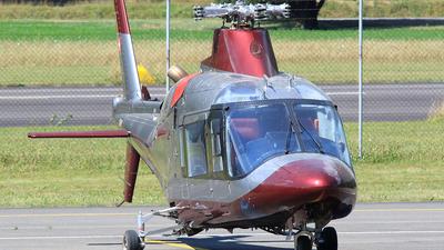 HB-ZKU - Agusta A109A Hirundo - Private