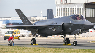 13-5072 - Lockheed Martin F-35A Lightning II - United States - US Air Force (USAF)