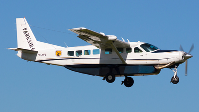 VH-TFV - Cessna 208B Grand Caravan - Australia - National Parks & Wildlife (ParkAir)