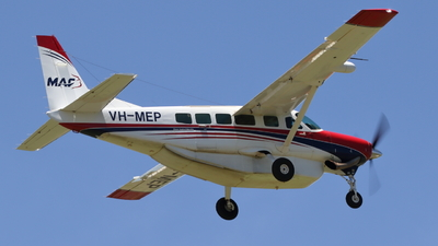 VH-MEP - Cessna 208 Caravan - Mission Aviation Fellowship (MAF)