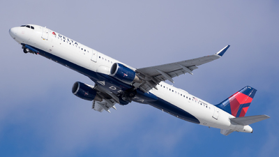 A picture of N316DN - Airbus A321211 - Delta Air Lines - © Stephen J Stein