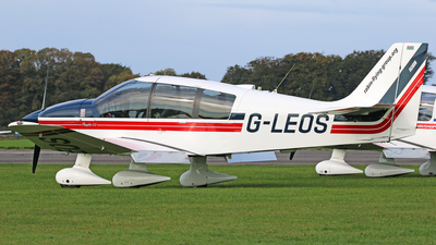 A picture of GLEOS - Robin DR400/120 - [1884] - © Brian T Richards