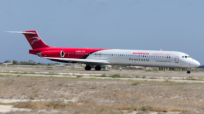 YV153T - McDonnell Douglas MD-82 - Aserca Airlines