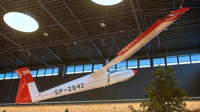 SP-2942 - SZD 30 Pirat - Aero Club - Lodzki