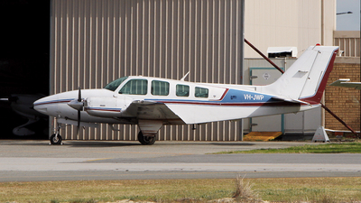 A picture of VHJWP - Beech 58 Baron - [TH1245] - © Brenden