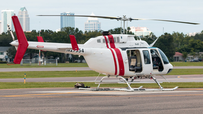 N27554 - Bell 206L-3 LongRanger - Private