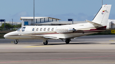 A picture of YV2596 - Cessna 550 Citation II - [5500226] - © Nito