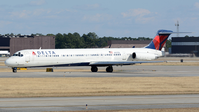 N937DL - McDonnell Douglas MD-88 - Delta Air Lines