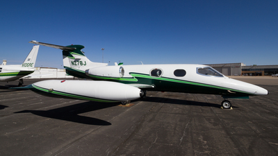 N27BJ - Gates Learjet 24B - Private