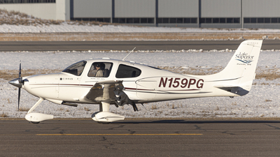 N159PG - Cirrus SR20 - Private