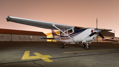 F-HSIG - Cessna T206H Turbo Stationair - Private