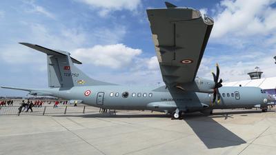 TCB-752 - ATR 72-600TMPA(P-72) - Turkey - Navy