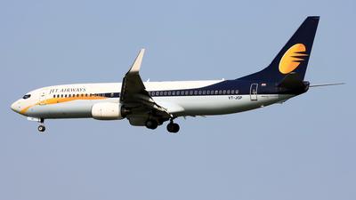 VT-JGP - Boeing 737-85R - Jet Airways
