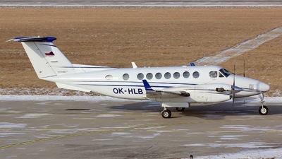 OK-HLB - Beechcraft B300 King Air 350 - Private