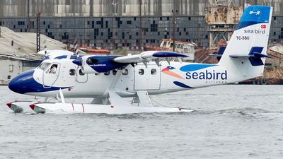 TC-SBU - De Havilland Canada DHC-6-300 Twin Otter - Seabird Airlines