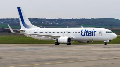 A picture of VQBDG - Boeing 73784P - UTair - © Alexander Lebedev
