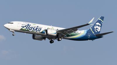 N60436 - Boeing 737-9 MAX - Alaska Airlines