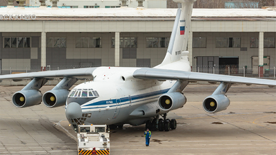 RF-76765 - Ilyushin IL-76MD - Russia - Air Force