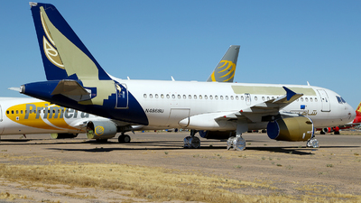 N4868U - Airbus A319-132 - Untitled