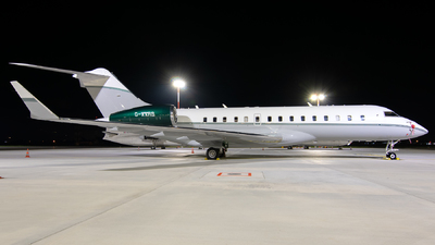 A picture of GXXRS - Bombardier Global Express - TAG Aviation - © Medolago Manuel