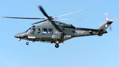 MM81803 - Agusta-Westland HH-139A - Italy - Air Force