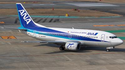 JA307K - Boeing 737-54K - All Nippon Airways (ANA)