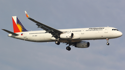 A picture of RPC9914 - Airbus A321231 - Philippine Airlines - © R-H Chen