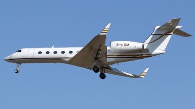 B-LSM - Gulfstream G550 - Private