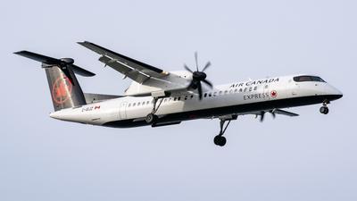 C-GIJZ - Bombardier Dash 8-Q402 - Air Canada Express (Jazz Aviation)