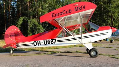 OH-U687 - Lamco EuroCub Mk. IV - Private
