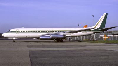 VR-BHM - Douglas DC-8-62H - Private