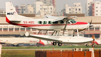 S2-AEC - Cessna 208 Caravan - Mission Aviation Fellowship (MAF)