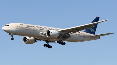 HZ-AKI - Boeing 777-268(ER) - Saudi Arabian Airlines