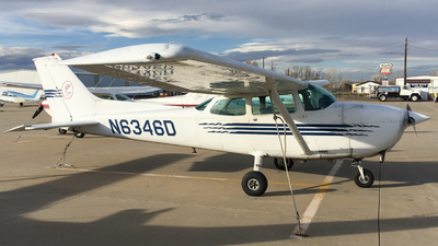 N6346D - Cessna 172N Skyhawk - Private