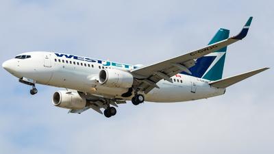 C-GWJG - Boeing 737-7CT - WestJet Airlines