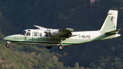 I-BLFE - Rockwell 690A Turbo Commander - Private