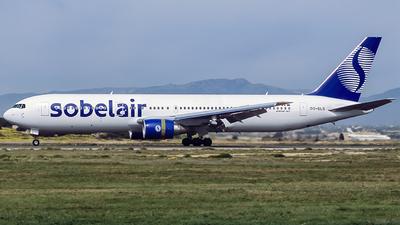 OO-SLS - Boeing 767-3BG(ER) - Sobelair