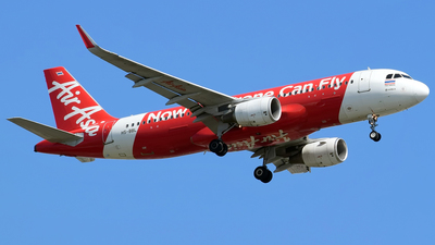 A picture of HSBBL - Airbus A320216 - AirAsia - © Omid83