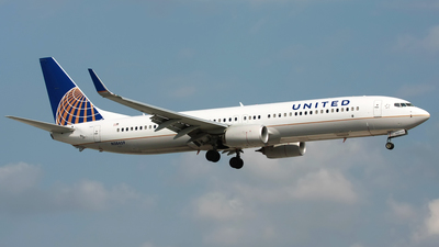 N38459 - Boeing 737-924ER - United Airlines