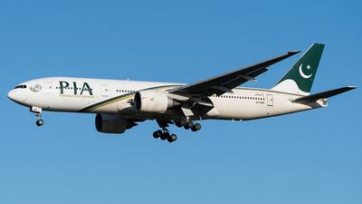 AP-BGK - Boeing 777-240(ER) - Pakistan International Airlines (PIA)