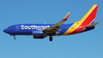 N735SA - Boeing 737-7H4 - Southwest Airlines