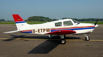 D-ETPM - Piper PA-28-161 Cadet - Private