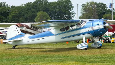 N9363A - Cessna 190 - Private
