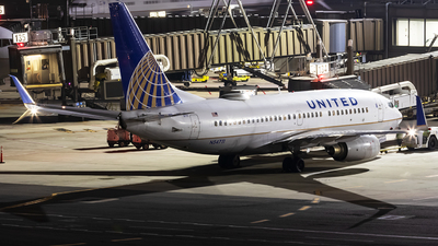 A picture of N54711 - Boeing 737724 - United Airlines - © omkgdz