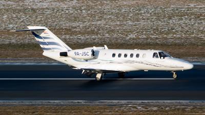 A picture of 9AJSC - Cessna 525A CitationJet CJ2 -  - © RAFAL KUKOWSKI