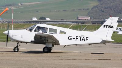 A picture of GFTAF - Piper PA28161 Warrior II - [288216077] - © Peter Baldwin